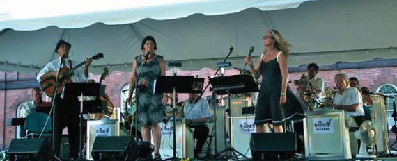 The O-Tones Big Band - Live Big Bands New England